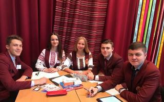 Учні Української гімназії №1, безперечно, вміють доводити свою думку
