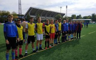 Українська гімназія №1 і у футболі найкраща