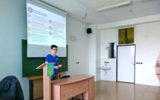 Михайло Іванюк - студент одного з найпрестижніших університетів світу